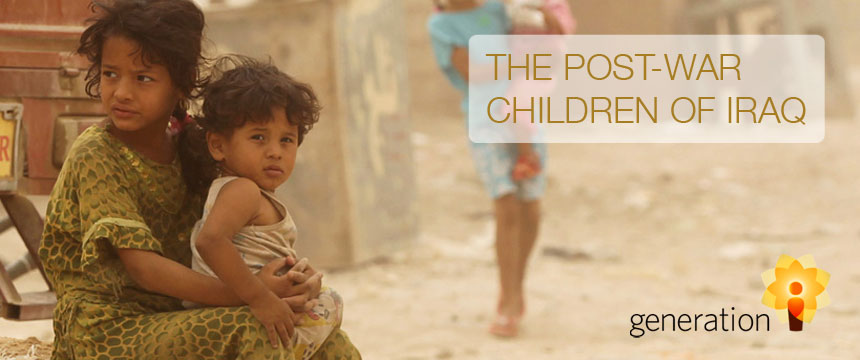 The post-war children of Iraq